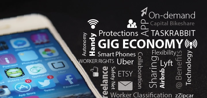 Working In The Gig Economy – Good Or Bad?